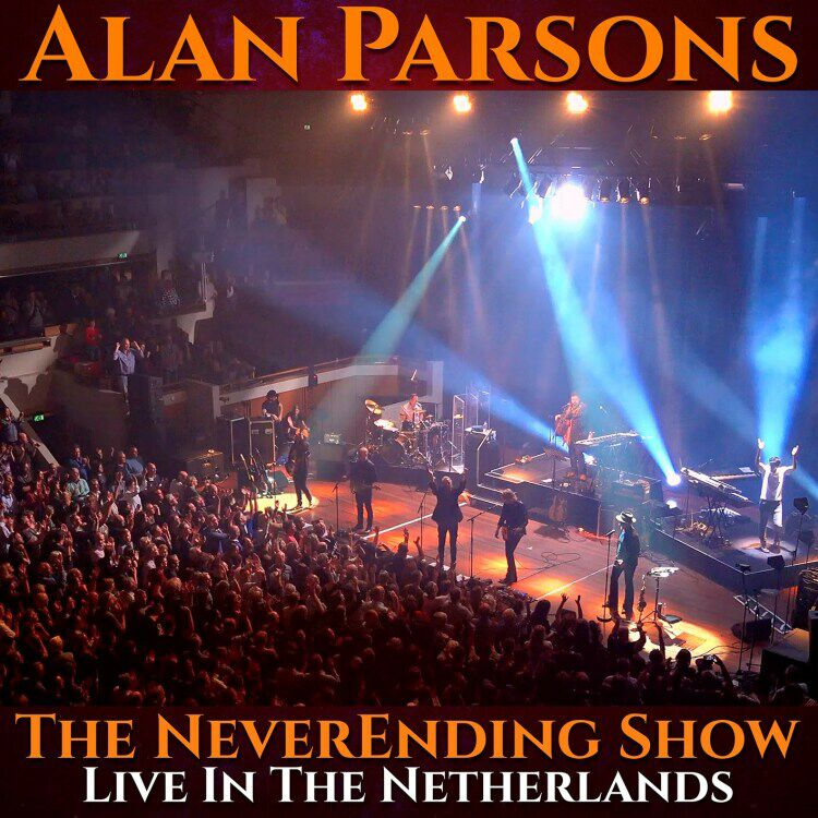 Image of Alan Parsons The neverending Show - Live in the Netherlands 2-CD & DVD Standard