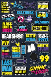Battle Royale Infographic