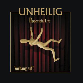 Unheilig Puppenspiel live - Vorhang auf! CD multicolor 9300384