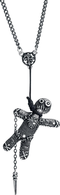 Alchemy Gothic Voo Doo Doll Halskette multicolor P769