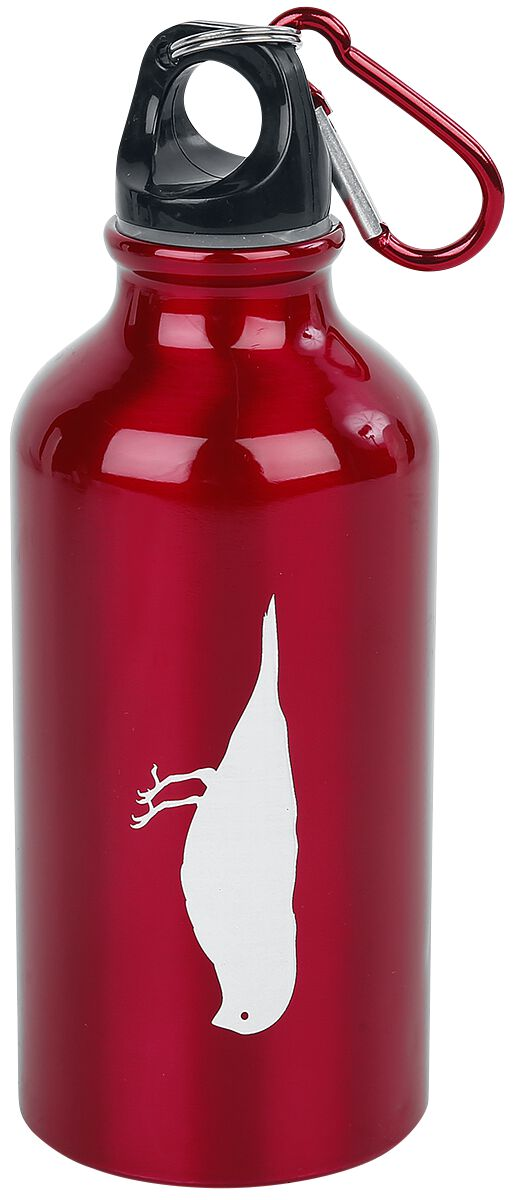 Image of Atticus Bird Sport Bottle Trinkflasche rot