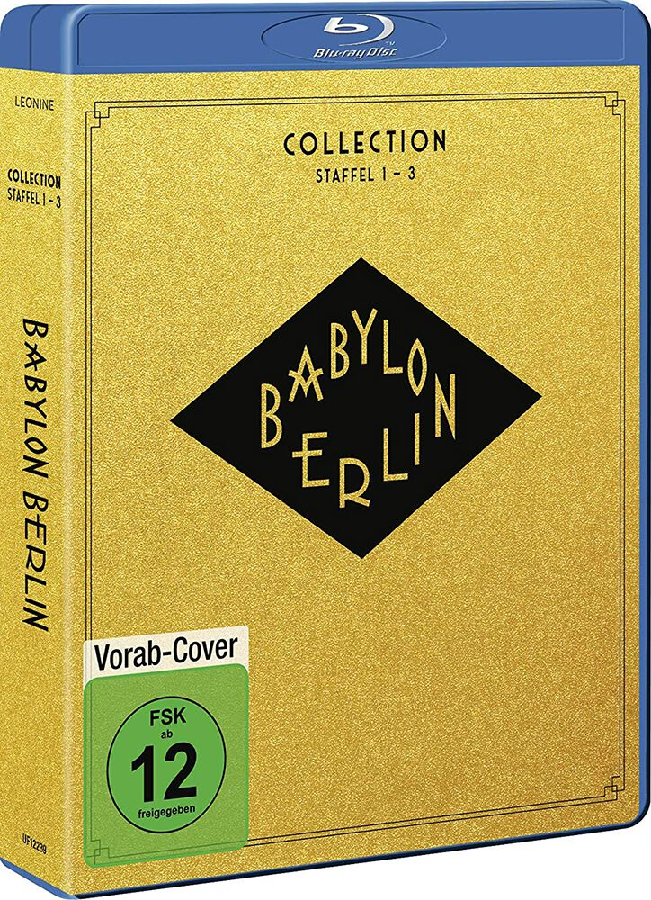 Image of Babylon Berlin Collection - Staffel 1-3 7-Blu-ray Standard