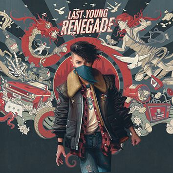 All Time Low  Last young renegade  CD  Standard