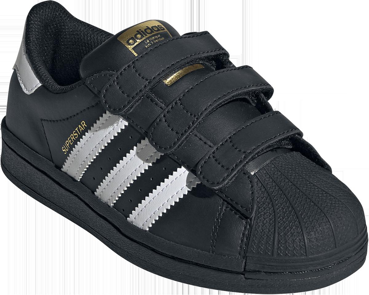 Adidas - Superstar CF C - Sneaker - schwarz