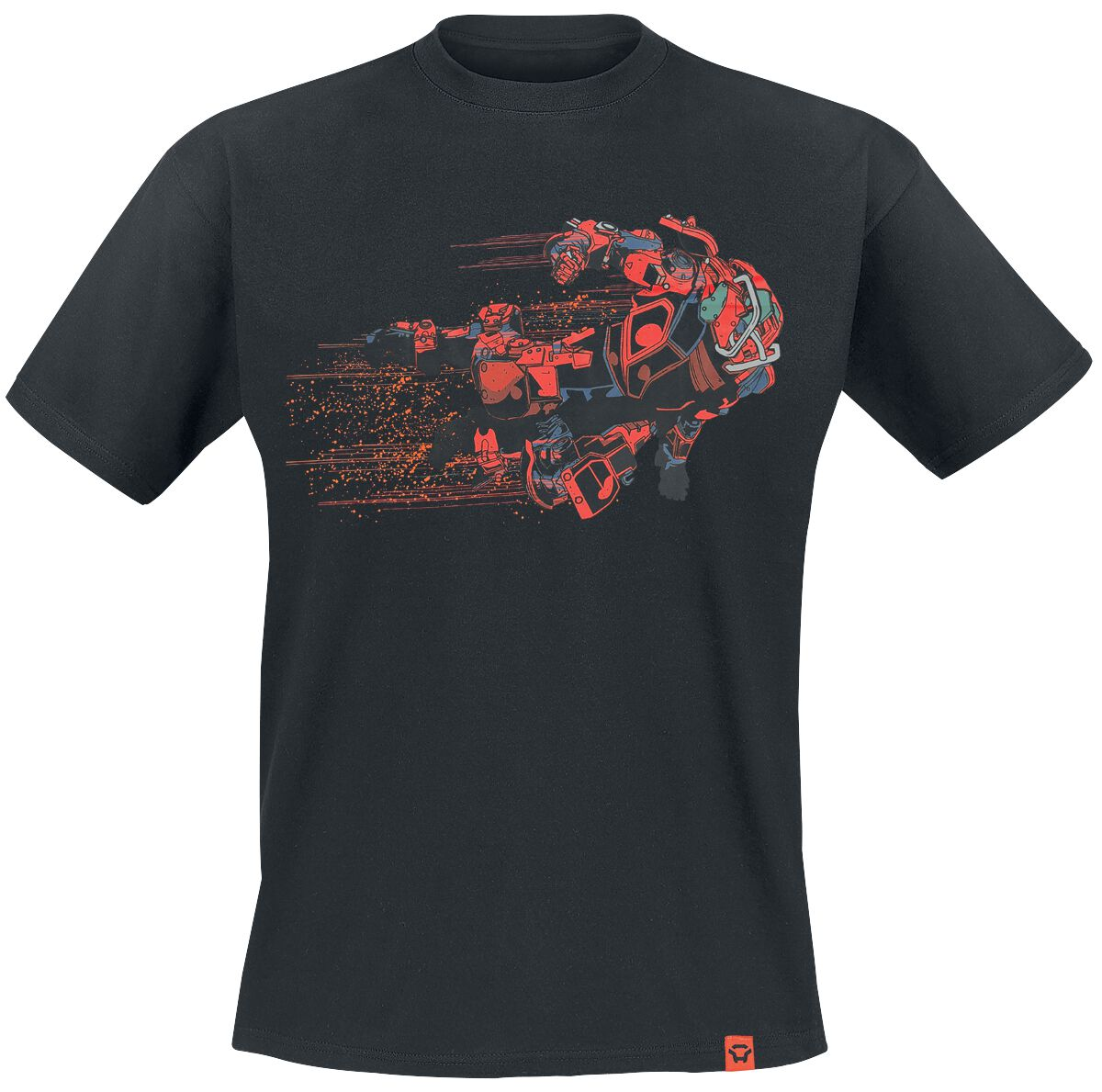 Image of Anthem Colossus Class T-Shirt schwarz