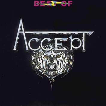 Image of Accept Best of Accept CD Standard