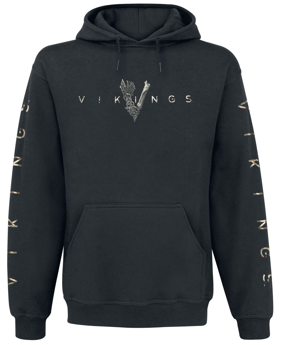 Vikings Bone Logo powered by EMP