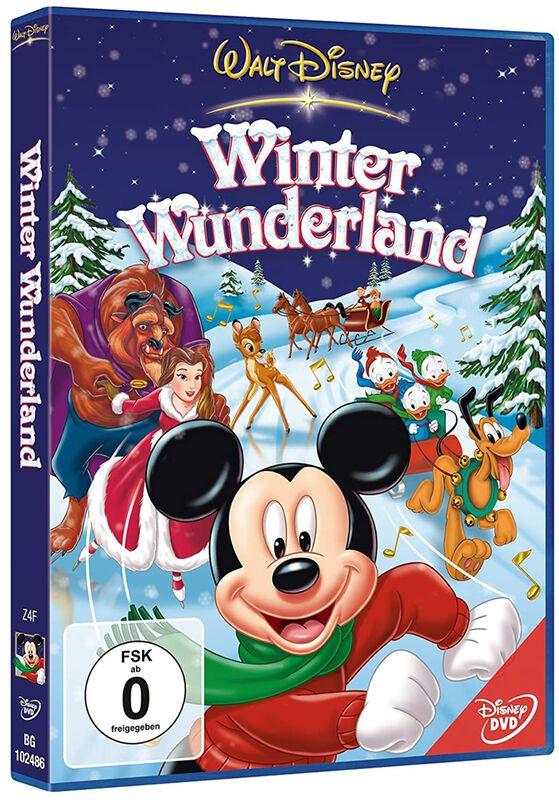 Walt Disney - Winter Wunderland