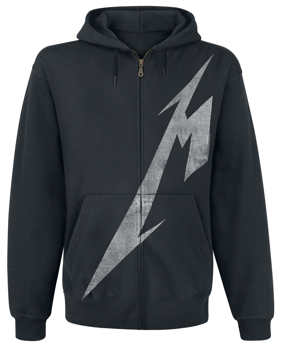 Metallica - Shrouded - Hooded zip - black image