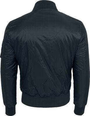 Basic Bomber Jacket