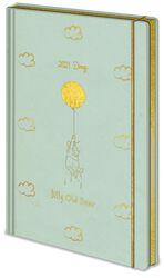 Winnie The Pooh Kalenderbuch 2021