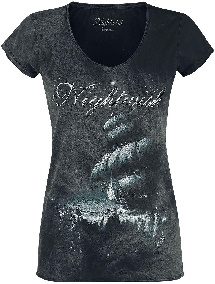 Nightwish Woe To All T-Shirt schwarz 0523-Nightwish