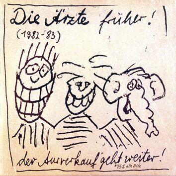 Die Ärzte Die Ärzte Früher! (1982 - 1983) CD multicolor 9300115