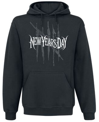 New Years Day Red Distress