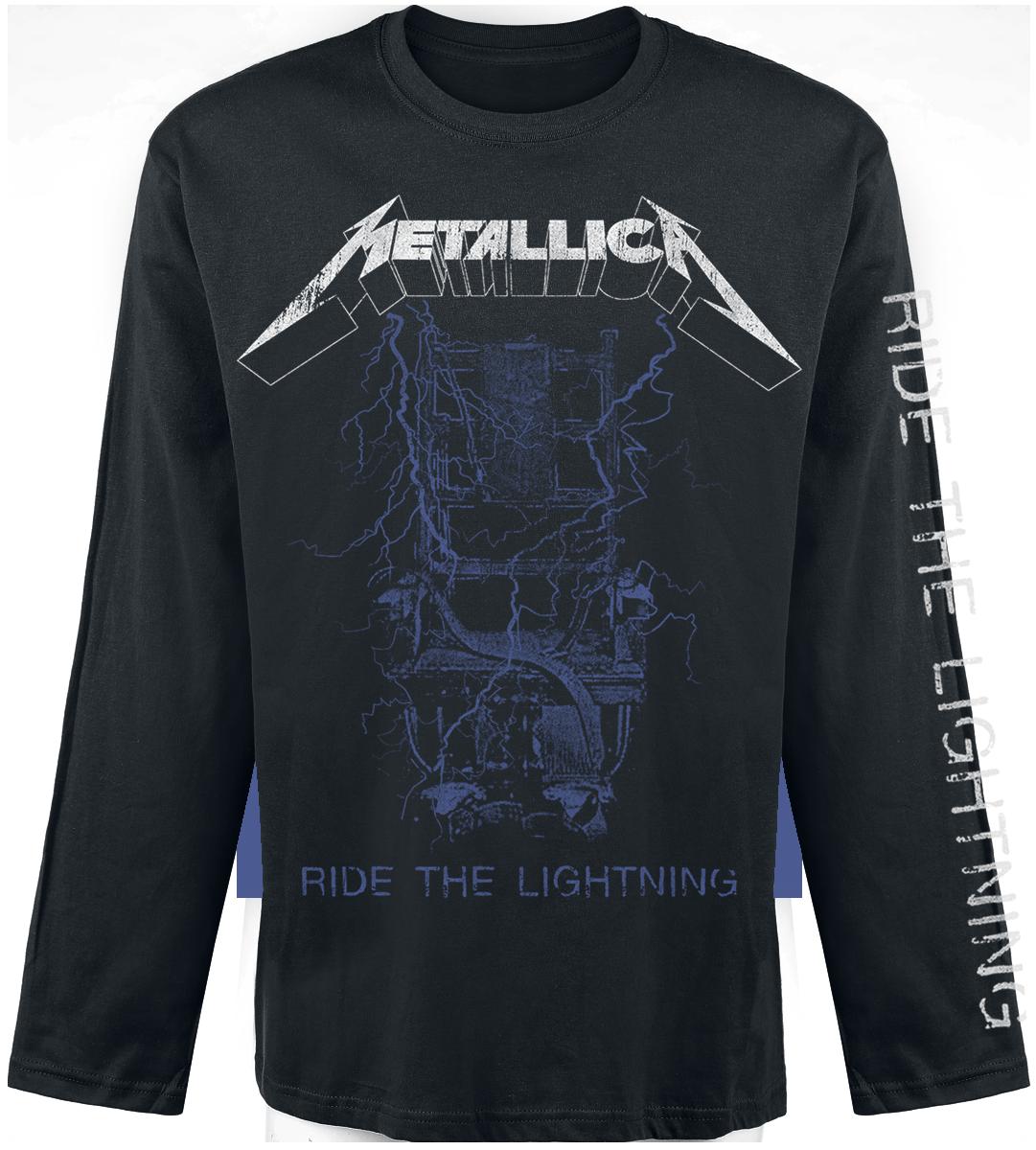 Metallica - Fade - Longsleeve - black image