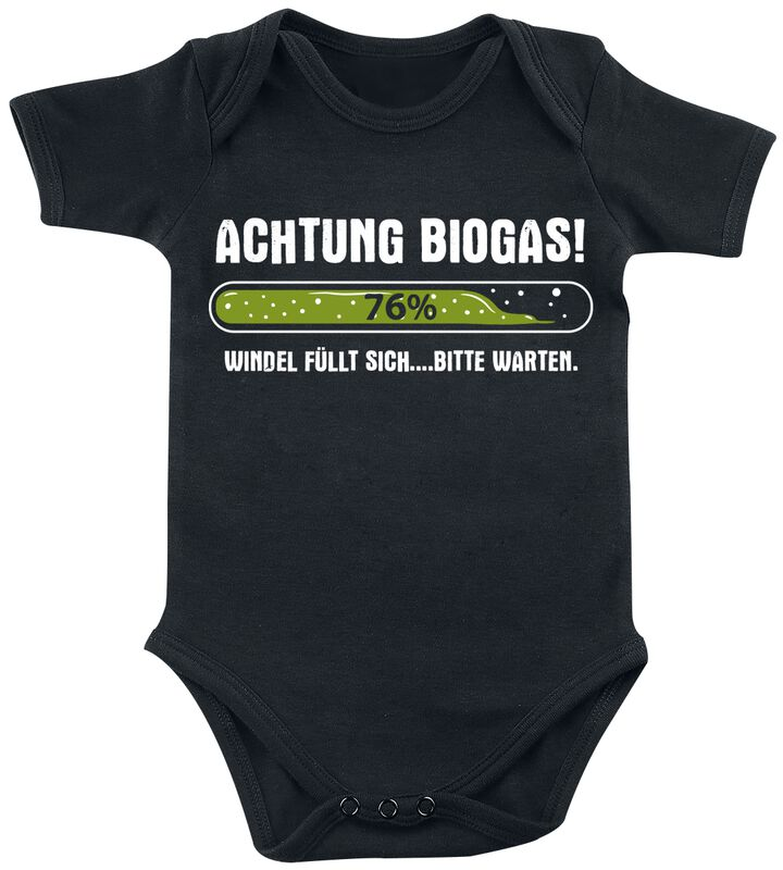 Achtung Biogas!
