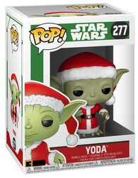 Holiday Santa Yoda Vinyl Figure 277