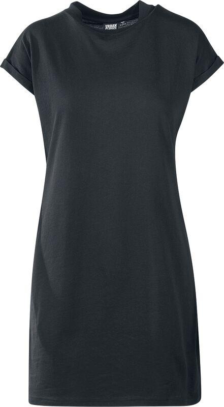 Ladies Turtle Extended Shoulder Dress