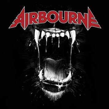 Image of Airbourne Black dog barking CD Standard