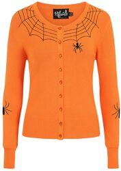 Spider Cardigan