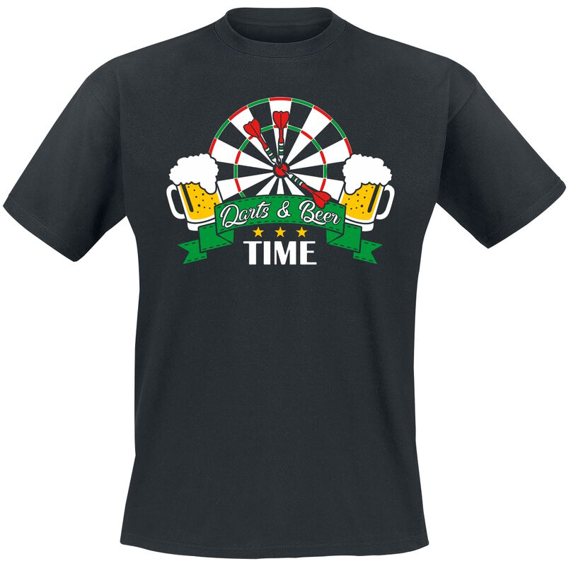 Darts And Beer Time
