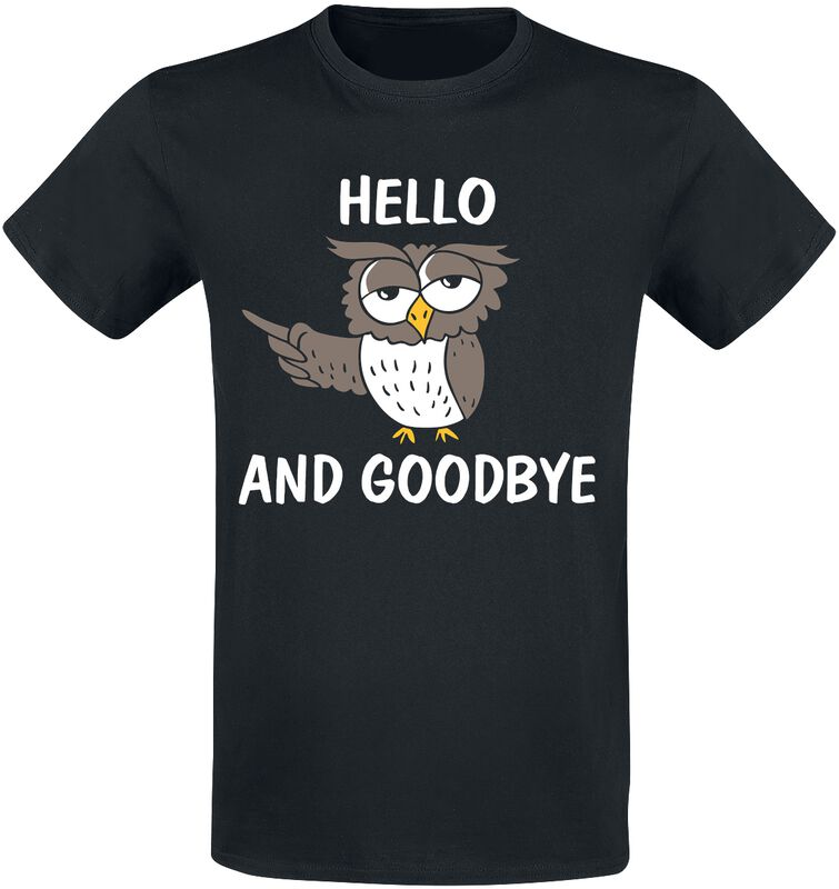 Hello And Goodbye