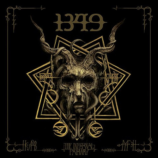 1349 - The infernal pathway - CD - standard