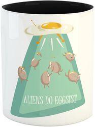 Aliens Do Eggsist