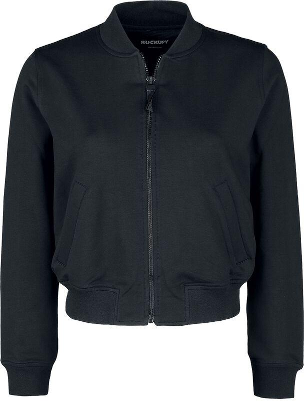 Short Sweat Jacket
