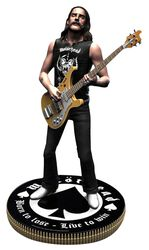 Lemmy Rock Iconz Statue