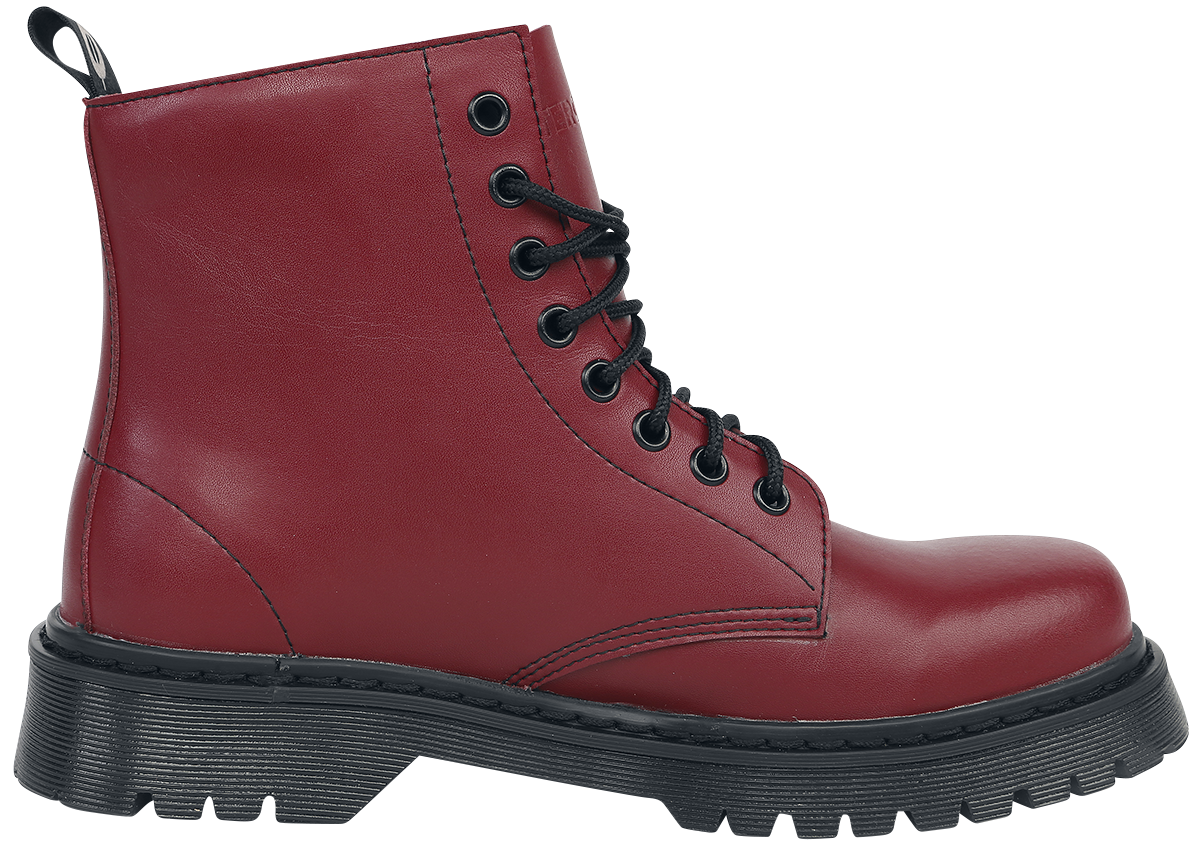 Image of Altercore 651 Vegan Stiefel bordeaux
