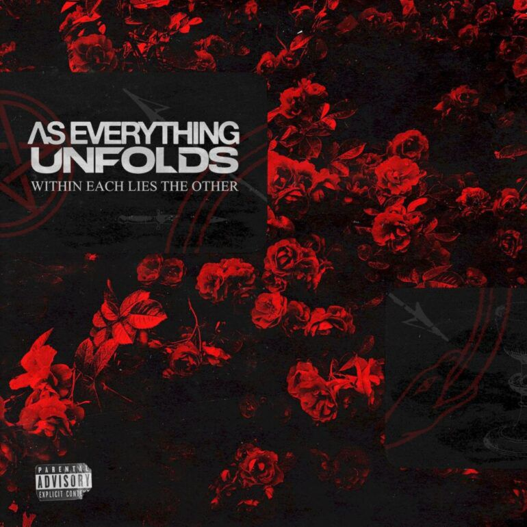 Image of As Everything Unfolds Within each lies the other CD Standard