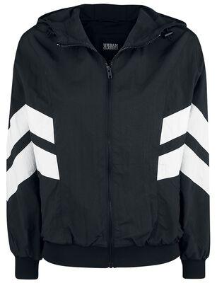 Ladies Crinkle Batwing Jacket