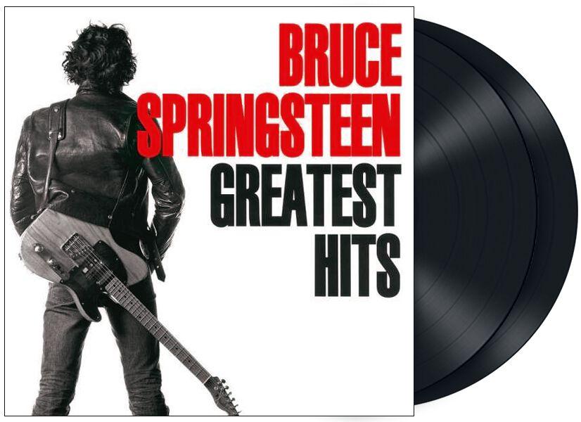 Bruce Springsteen  Greatest hits  2-LP  Standard