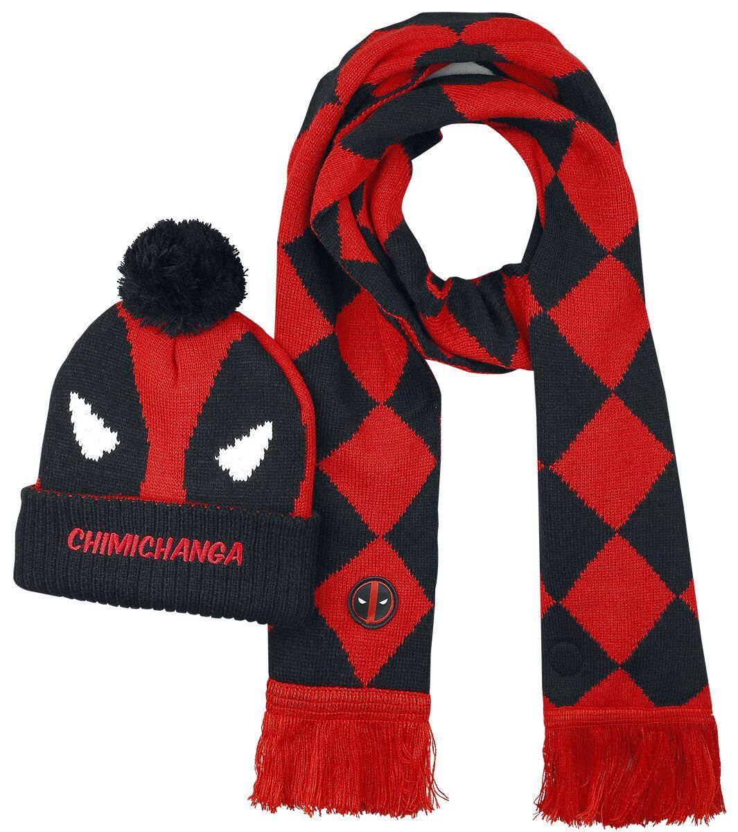 Chimichanga | Deadpool Schal | EMP