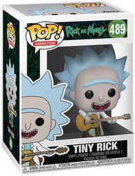 Tiny Rick Vinyl Figure 489