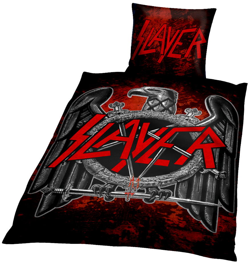 Slayer - Eagle - Bettwäsche - multicolor