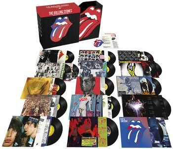 The Rolling Stones Studio Albums Vinyl Collection 1971