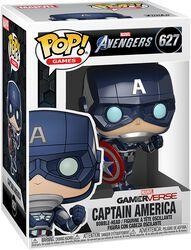 Captain America Vinyl Figur 627
