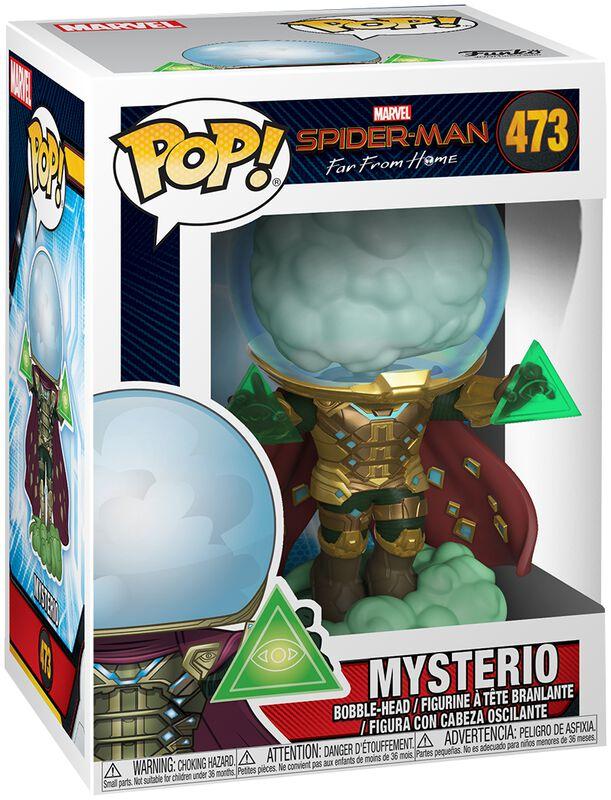 Far From Home - Mysterio Vinyl Figur 473
