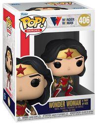 80th Anniversary - Wonder Woman (A Twist Of Fate) Vinyl Figur