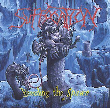 Suffocation Breeding the spawn CD multicolor 016861911324