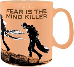 Dune Fear is the Mind-Killer