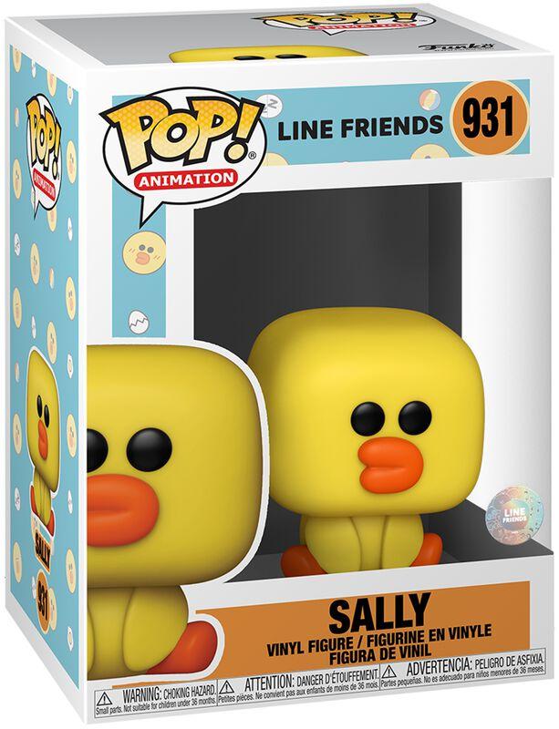 Sally Vinyl Figur 931