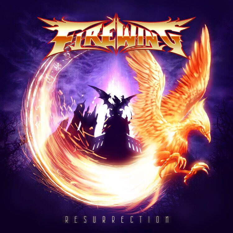 Firewing Resurrection  CD  Standard