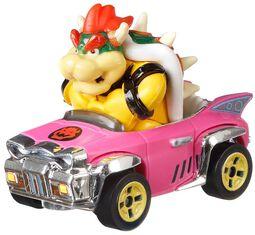Mario Kart Hot Wheels Diecast Modellauto 1/64 Bowser (Badwagon)