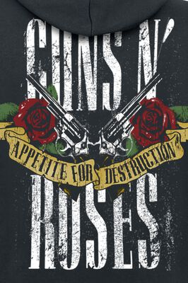 Appetite For Destruction - Banner