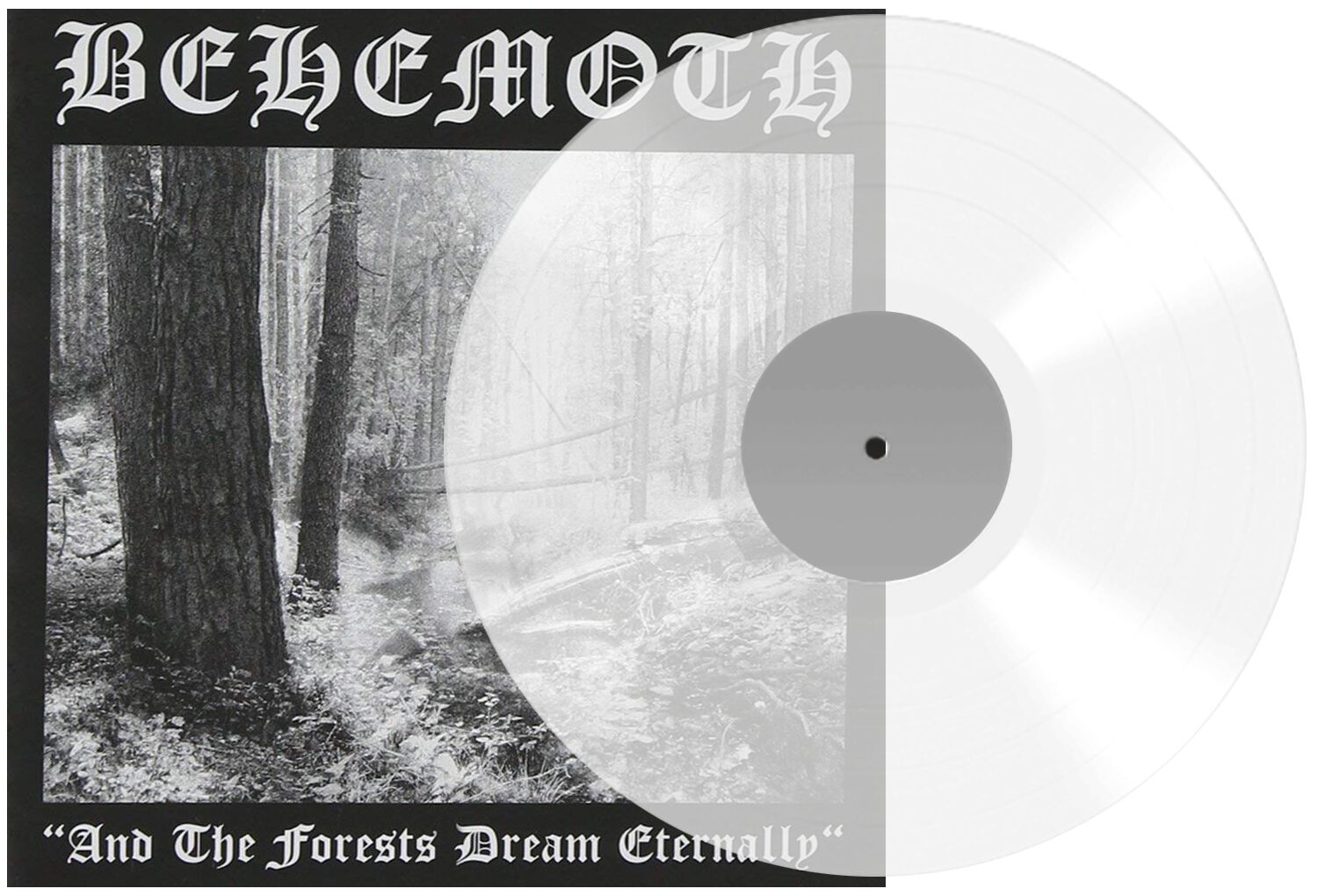 Image of Behemoth And the forests dream eternally EP klar