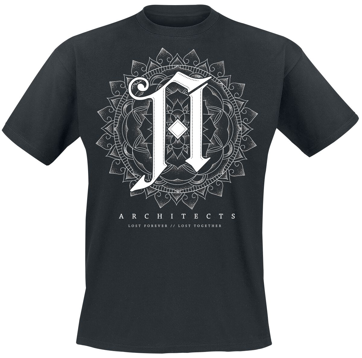 Architects Logo T-Shirt black