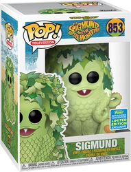 Sigmund and the Sea Monsters SDCC 2019 - Sigmund (Funko Shop Europe) Vinyl Figure 853